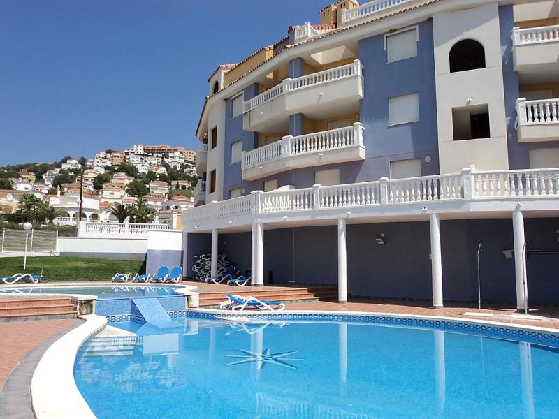 Marcomar 46 1492685,Apartamento en Alcocéber-Alcossebre, Costa del Azahar, España  con piscina privada para 6 personas...