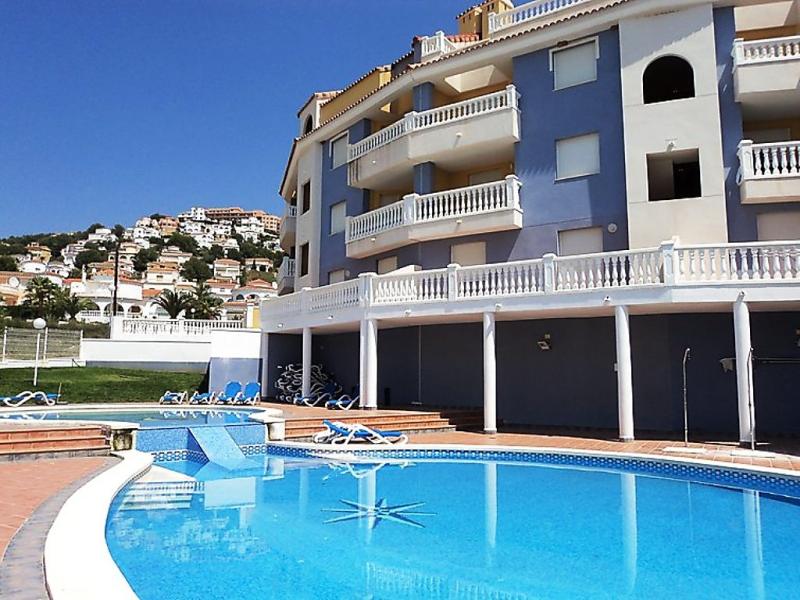Marcomar 46 1492691,Apartamento en Alcocéber-Alcossebre, Costa del Azahar, España  con piscina privada para 6 personas...