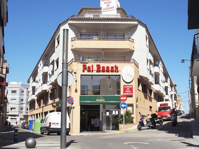 Pal beach 1492959,Appartement in Palamós, aan de Costa Brava, Spanje voor 4 personen...