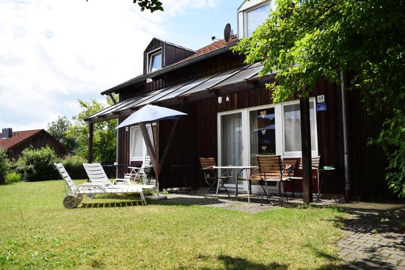 Schlossberg 273394,Casa de vacaciones grande en Zandt, Bavarian Forest, Alemania para 2 personas...