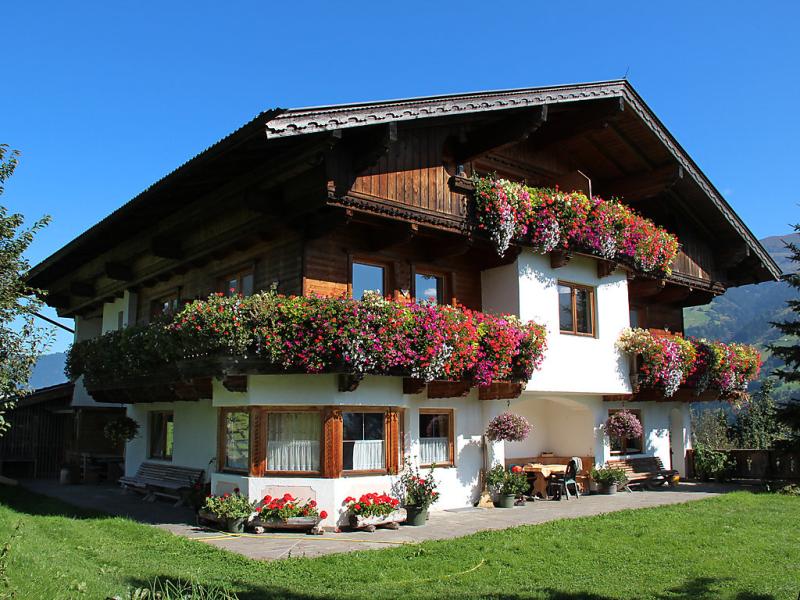Hansjrg 14625,Casa rural en Fügen, Tirol, Austria para 3 personas...