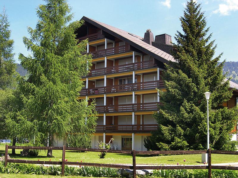 Opale 4 141494,Cuarto de hotel en Villars, Alpes Vaudoises, Suiza para 4 personas...
