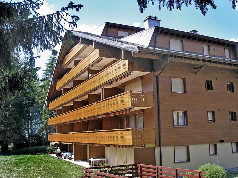Azurite 12 141502,Cuarto de hotel en Villars, Alpes Vaudoises, Suiza para 4 personas...