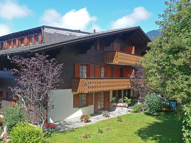 Le brvent 4 141511,Cuarto de hotel en Villars, Alpes Vaudoises, Suiza para 4 personas...