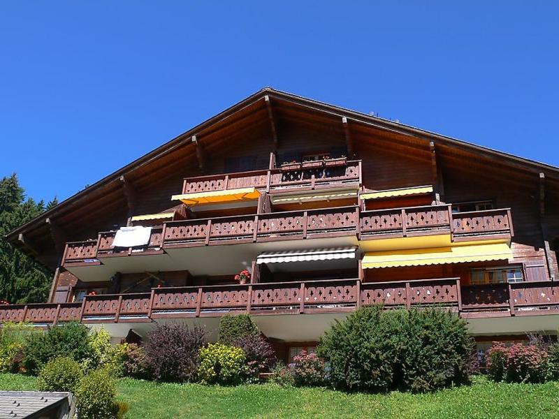 Chaperon rouge a b 141579,Cuarto de hotel en Villars, Alpes Vaudoises, Suiza para 2 personas...