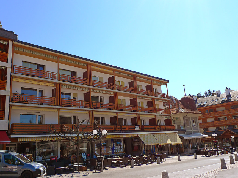Le farinet 142790,Cuarto de hotel en Crans-Montana, Valais, Suiza para 2 personas...