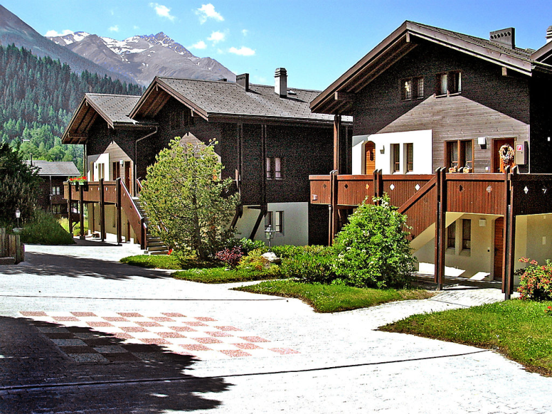 Aragon 142938, Hotel room in Ernen, Valais, Switzerland for 3 persons...