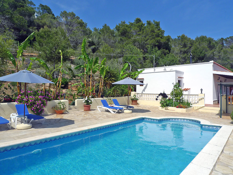 Can toni mari 145802, Rural house in Sant Carles Peralta, Ibiza, Spain  with private pool for 6 persons...