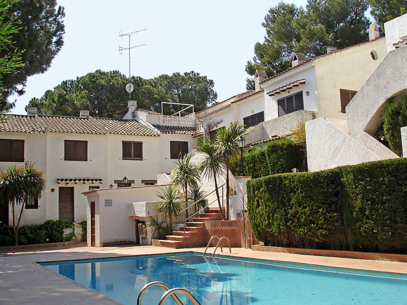 Torre valentina 146547,Hotelkamer in St Antoni de Calonge, aan de Costa Brava, Spanje  met privé zwembad voor 4 personen...