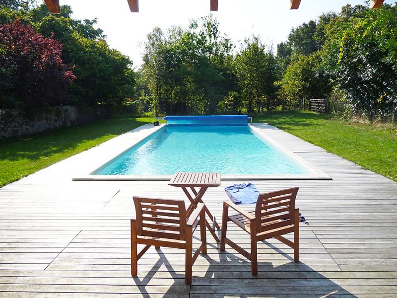 Langevine 148251,Casa rural  con piscina privada en Thorigné-d'Anjou, Loire Country, Francia para 16 personas...