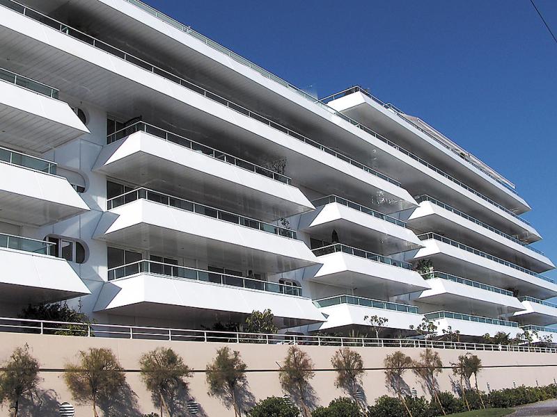 Mer et sud 148892,Cuarto de hotel en Arcachon, Gironde, Francia para 6 personas...