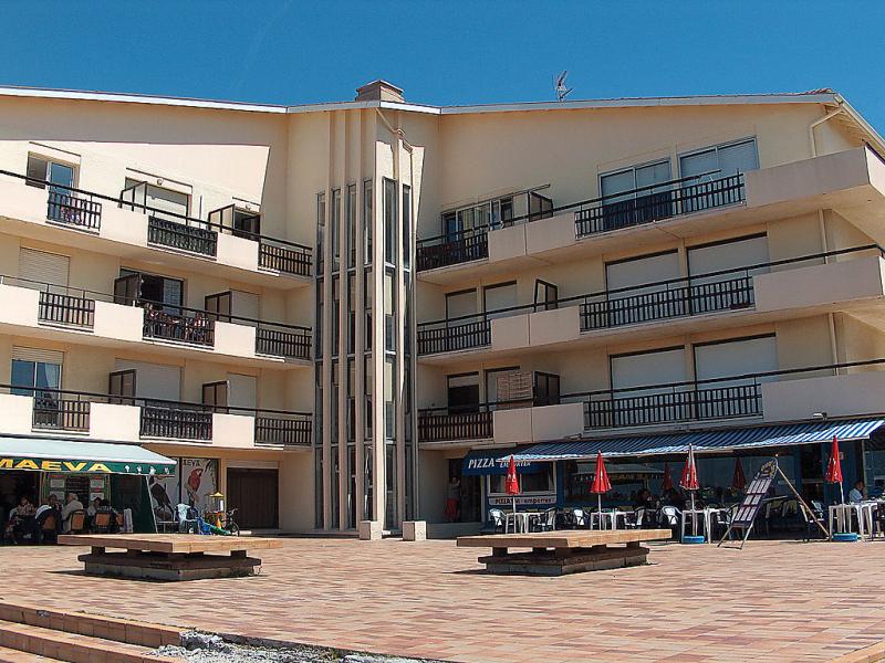 Le grand large 148929,Cuarto de hotel en Capbreton, Aquitaine, Francia para 3 personas...
