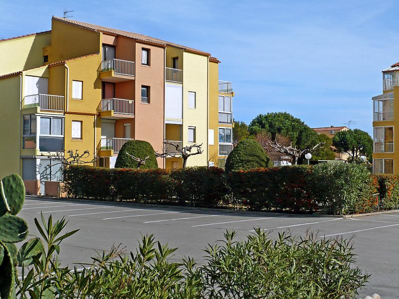 Les snillades 149800,Cuarto de hotel en Saint-Pierre-La-Mer, Central Pyrenees, Francia para 4 personas...
