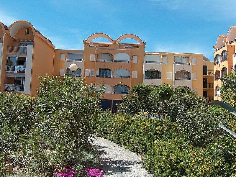 Gruissan port 149845,Cuarto de hotel en Gruissan, Languedoc-Roussillon, Francia para 4 personas...