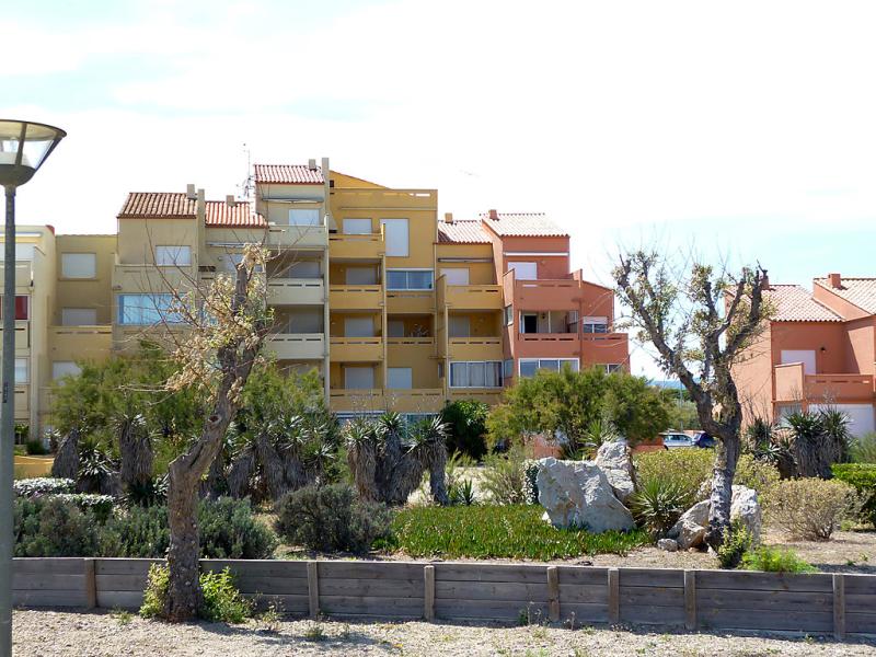 Nef des sables 149978,Cuarto de hotel en Port Leucate, Central Pyrenees, Francia para 4 personas...