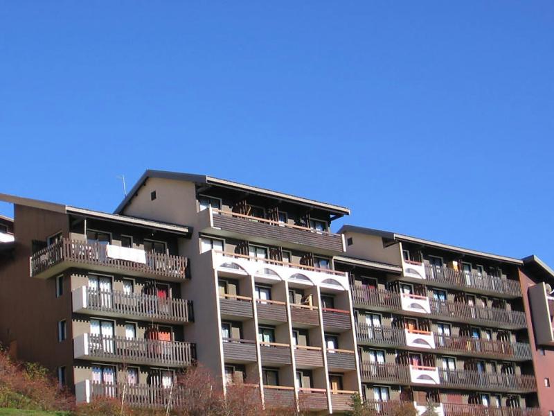 Balcon dhuez 1410392,Cuarto de hotel en L'Alpe d'Huez, Aquitaine, Francia para 4 personas...