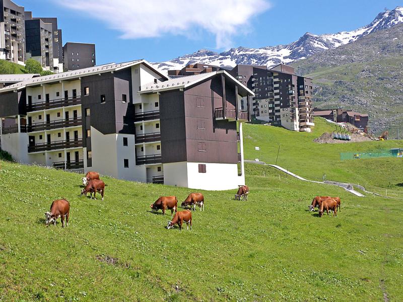 Les asters 1410601,Cuarto de hotel en Les Menuires, Rhône-Alpes, Francia para 2 personas...