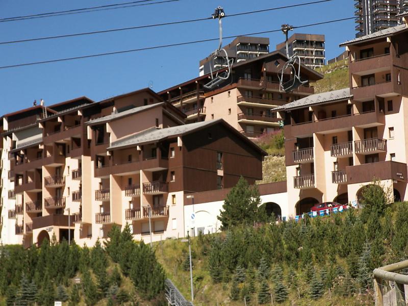 Lastragale 1410611,Cuarto de hotel en Les Menuires, Rhône-Alpes, Francia para 2 personas...