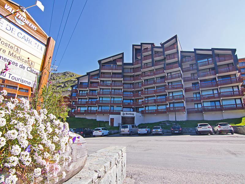 Les eterlous 1410696,Cuarto de hotel en Val Thorens, en los Alpes, Francia para 4 personas...