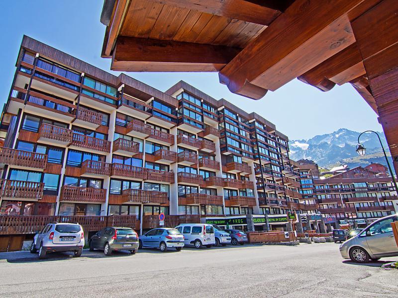 Les nvs 1410705,Cuarto de hotel en Val Thorens, en los Alpes, Francia para 4 personas...