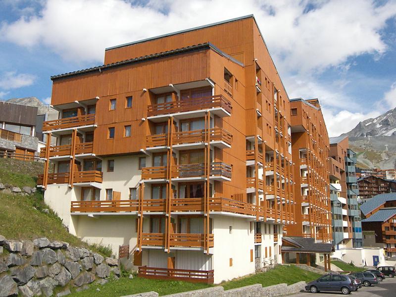 Les lauzires 1410727,Cuarto de hotel en Val Thorens, en los Alpes, Francia para 4 personas...