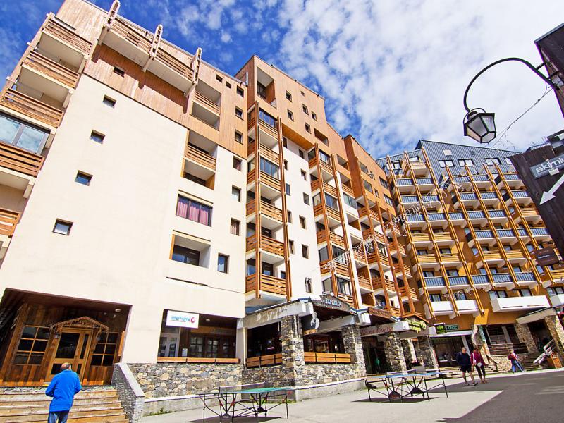 Arcelle 1410739,Cuarto de hotel en Val Thorens, en los Alpes, Francia para 4 personas...