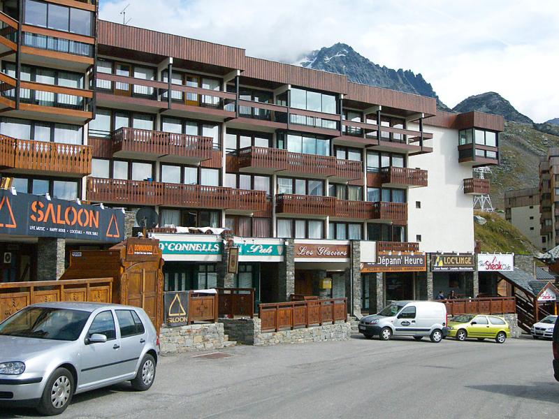 Les glaciers 1410767,Cuarto de hotel en Val Thorens, en los Alpes, Francia para 4 personas...