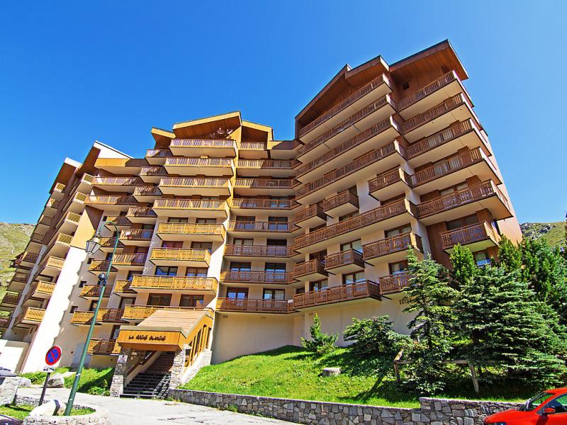 La roche blanche 1410775,Cuarto de hotel en Val Thorens, en los Alpes, Francia para 3 personas...