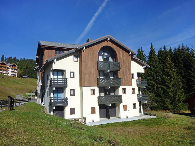 Combes blanche 1  2 1410941,Cuarto de hotel en La Clusaz, Haute-Savoie, Francia para 4 personas...