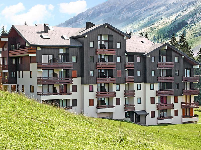 Les balcons de letale 1410994,Cuarto de hotel en La Clusaz, Haute-Savoie, Francia para 4 personas...
