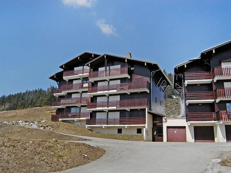 Les maisons des bois 1411014,Cuarto de hotel en La Clusaz, Haute-Savoie, Francia para 6 personas...