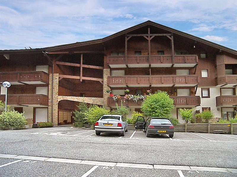 Les cimes dor a b et c 1411092,Cuarto de hotel en Les Contamines, Haute-Savoie, Francia para 4 personas...