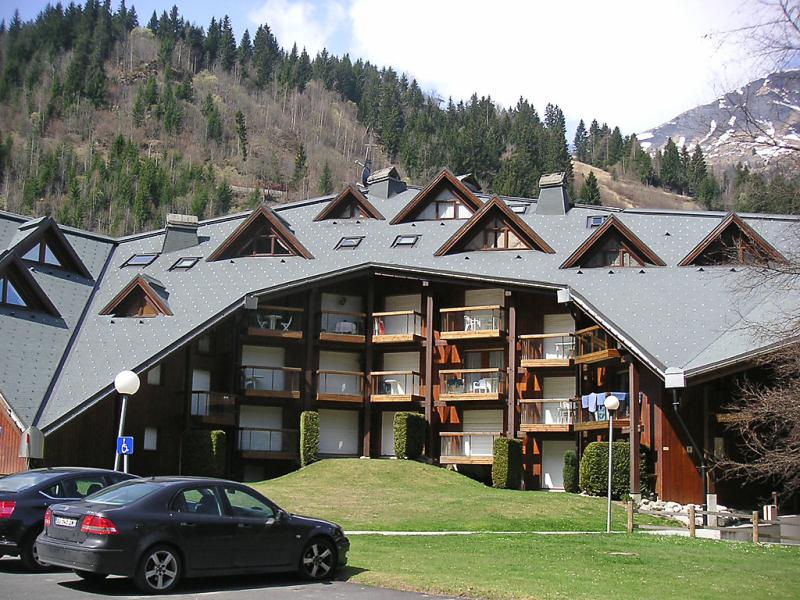 Pierres blanches f et h 1411104,Cuarto de hotel en Les Contamines, Haute-Savoie, Francia para 4 personas...