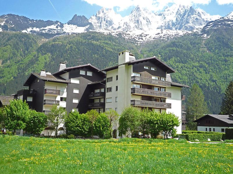 Clos du savoy 1411173,Cuarto de hotel en Chamonix, Mont-Blanc, Francia para 4 personas...