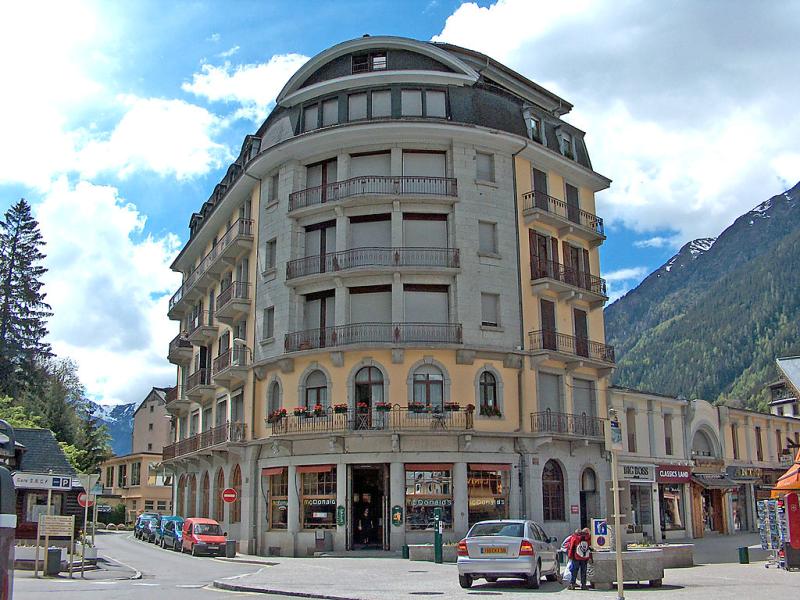 Le carlton 1411194,Cuarto de hotel en Chamonix, Mont-Blanc, Francia para 3 personas...