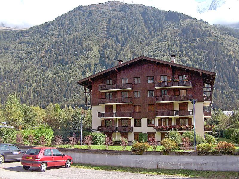 Le choucas 1411209,Cuarto de hotel en Chamonix, Mont-Blanc, Francia para 2 personas...