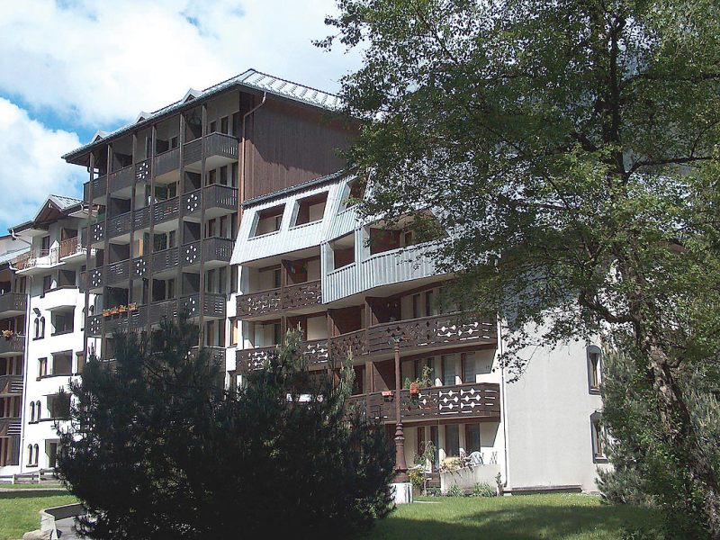 Le grpon 1411242,Cuarto de hotel en Chamonix, Mont-Blanc, Francia para 4 personas...