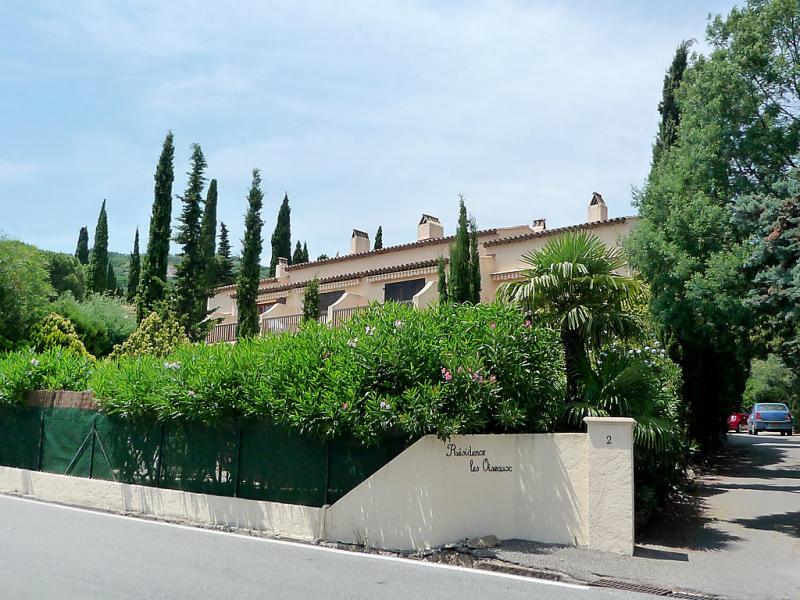 Les oiseaux 1411974,Cuarto de hotel en Cavalaire-sur-Mer, Provence-Alpes-Côte d'Azur, Francia para 4 personas...