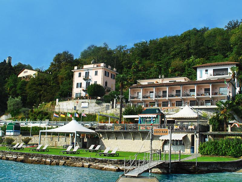Casa e vela 1413525,Cuarto de hotel en Oggebbio, Piedmont, Italia para 4 personas...