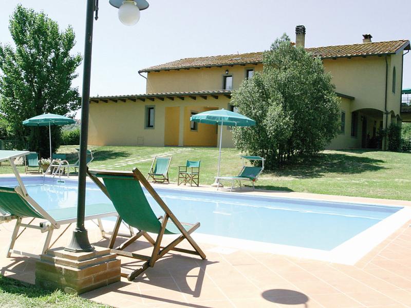 Boscoverde 1414525,Casa rural en Vinci, en Toscana, Italia  con piscina privada para 4 personas...