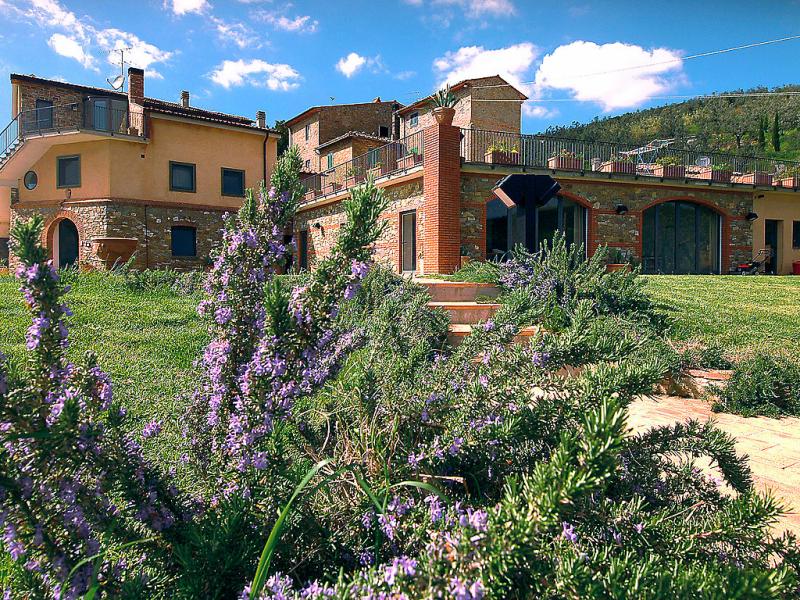 Leonardo 1414532,Casa rural  con piscina privada en Vinci, en Toscana, Italia para 4 personas...