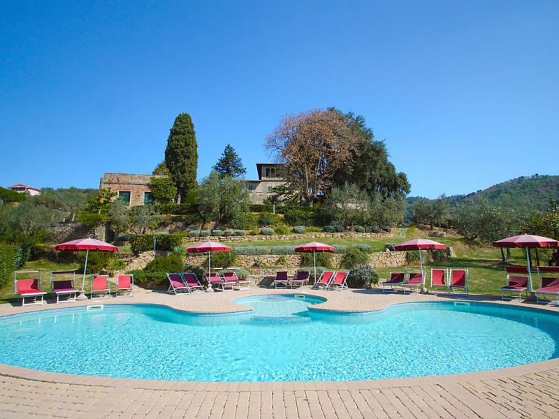 Villa papiano 1414542,Casa rural en Vinci, en Toscana, Italia  con piscina privada para 4 personas...