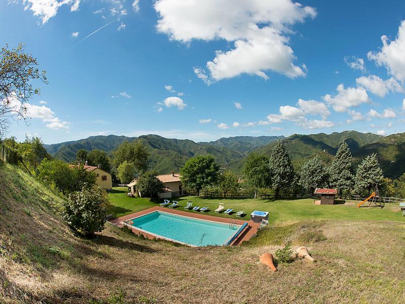 Azienda agricola piano rosso 1414582,Casa rural en Marradi, en Toscana, Italia  con piscina privada para 5 personas...