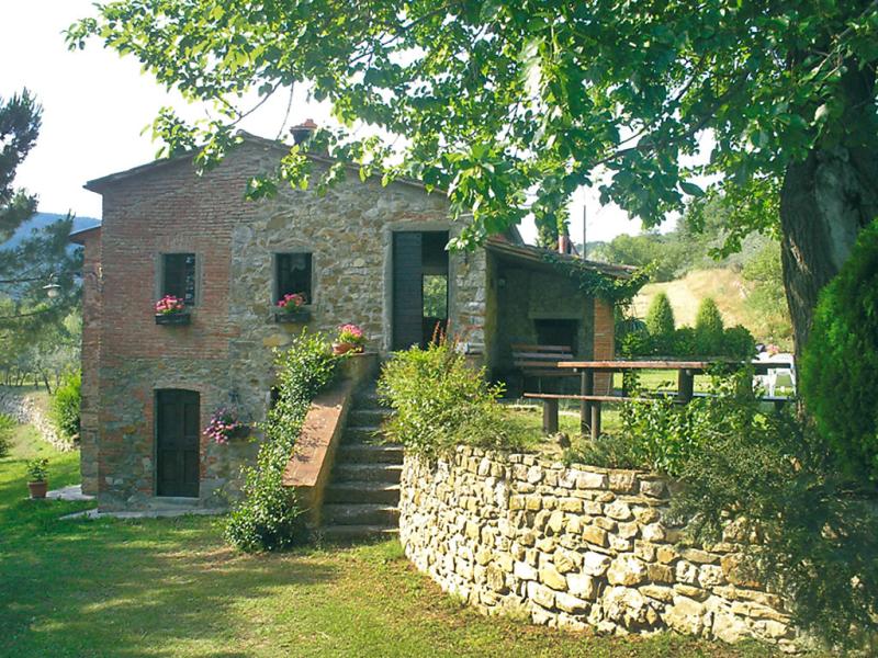 Il lamone 1414590,Casa rural  con piscina privada en Ambra, Chianti, Italia para 6 personas...