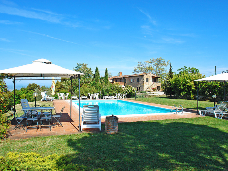 Azagricola pietralta 1414593,Casa rural en Gambassi Terme, en Toscana, Italia  con piscina privada para 4 personas...
