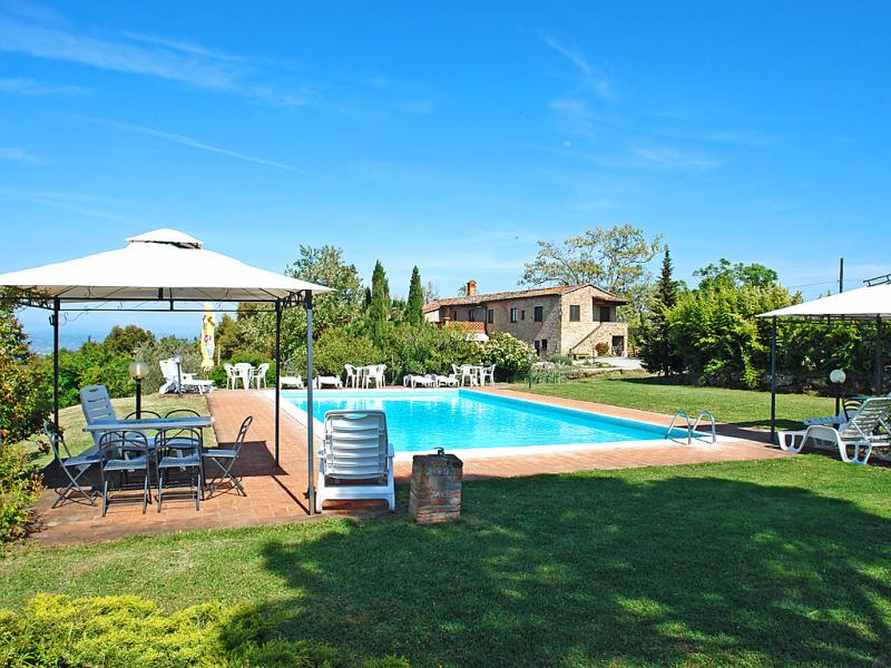 Azagricola pietralta 1414595,Casa rural  con piscina privada en Gambassi Terme, en Toscana, Italia para 6 personas...