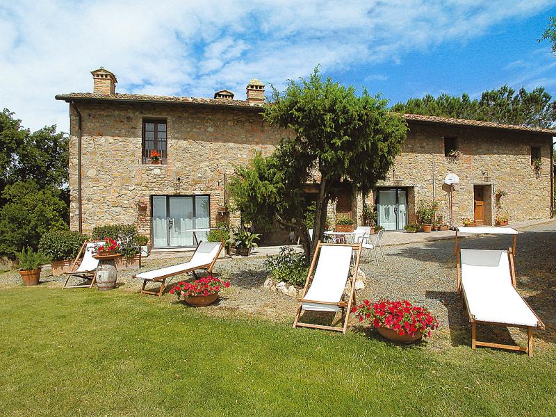 I ceneruzzi 1414601,Casa rural en Gambassi Terme, en Toscana, Italia  con piscina privada para 2 personas...
