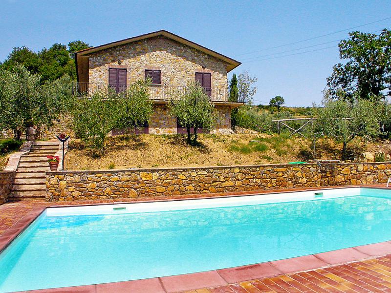Podere scopetino 1414619,Casa rural  con piscina privada en Bucine, en Toscana, Italia para 6 personas...