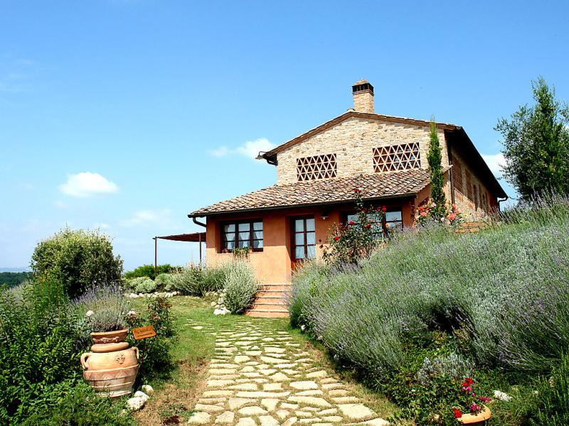 Casa mori 1414709,Casa rural en Certaldo, en Toscana, Italia  con piscina privada para 8 personas...