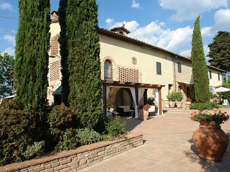 La vecchia pieve 1414723,Casa rural  con piscina privada en Castelfiorentino, en Toscana, Italia para 6 personas...